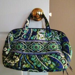 Vera Bradley Make-Up Jewelry Bag
